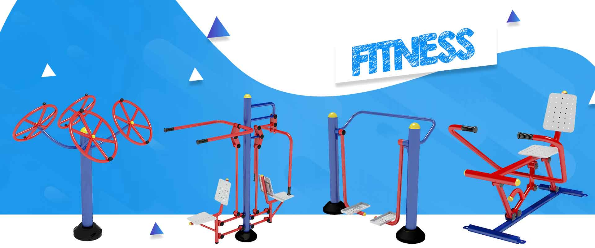 Open Gym Equipment Manufacturers In Gangtok