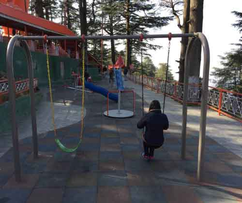 Children Outdoor Play Station In Shivamogga