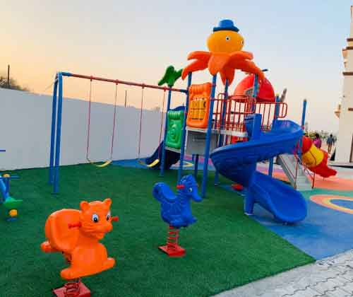 Children Outdoor Playing Equipment In Ambala