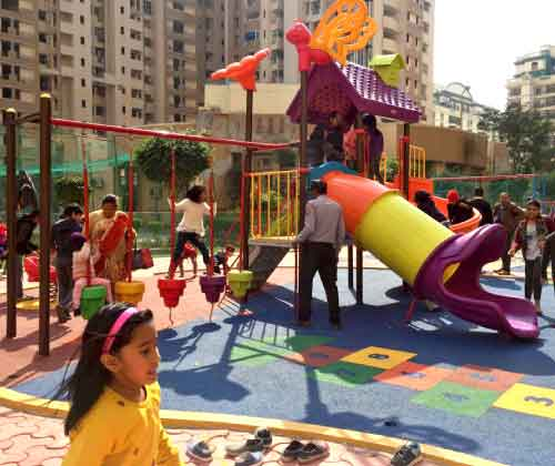 Kids Outdoor Multiplay Equipment