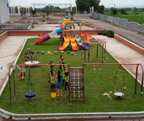 Kids Playground Equipment In Chandigarh