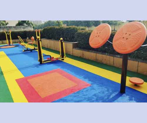 Outdoor Fitness Equipment In Ambala