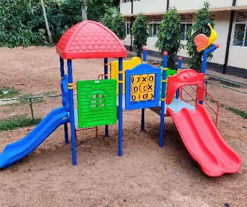 Outdoor Multiplay Equipment