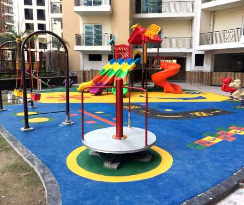 Outdoor Playground Equipment In Mumbai