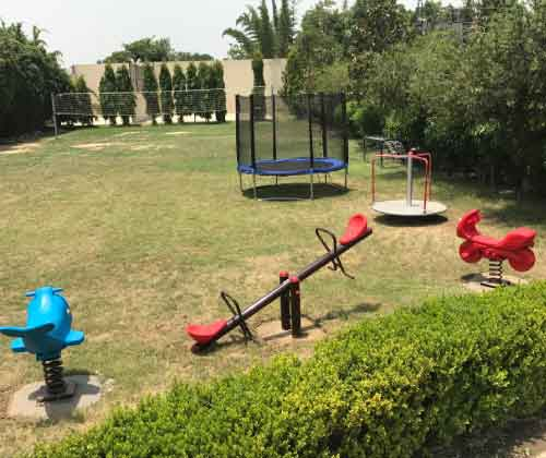 Park Multiplay Equipment