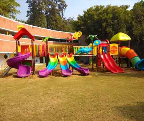 Parks Multiplay Station In Ambala