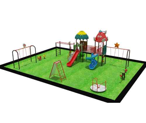 Play Equipment In Mumbai