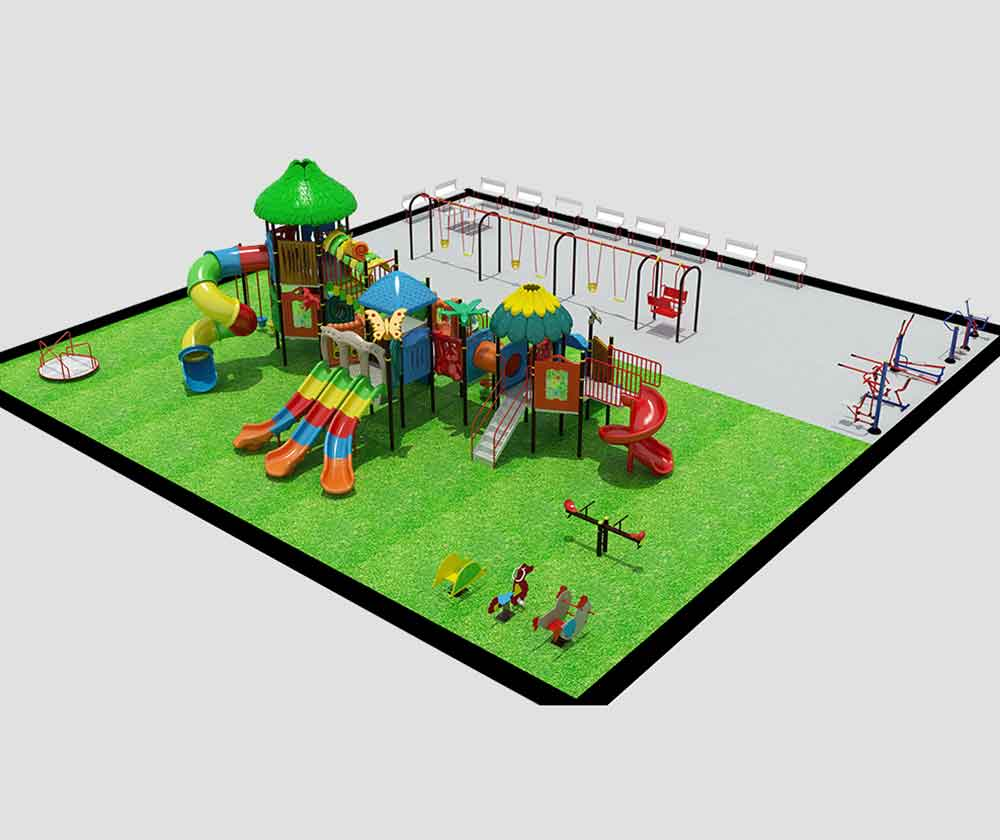 Playground Equipment In Ambala