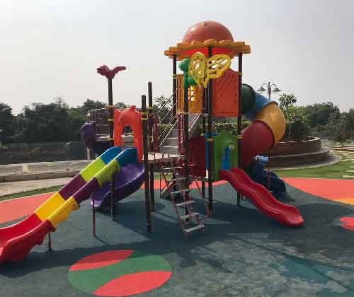 Playground Multiplay Station In Mumbai
