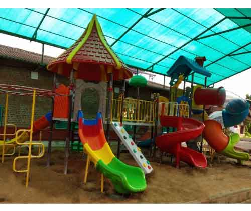 School Playground Equipment In Chandigarh