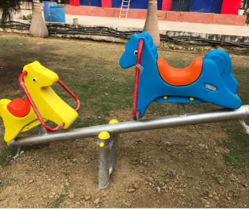 See-Saw In Davanagere